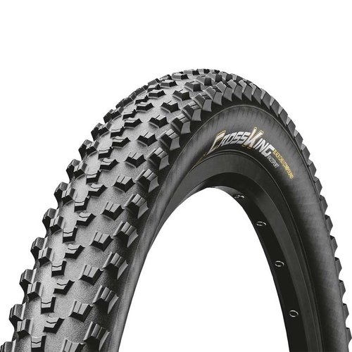 "Ulkorengas 27,5"" CONTINENTAL Cross King 65-584 ProTection, taitettava"