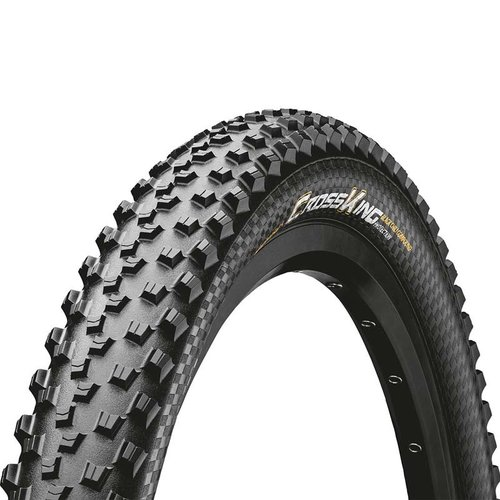 "Ulkorengas 27,5"" CONTINENTAL Cross King 55-584, ProTection, taitettava"