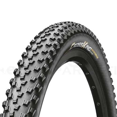 "Ulkorengas 27,5"" CONTINENTAL Cross King 58-584, Race Sport, taitettava"