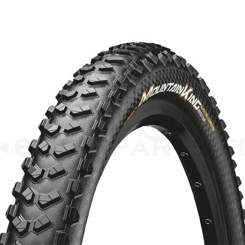 "Ulkorengas 27,5"" CONTINENTAL Mountain King 58-584, ProTection, taitettava"