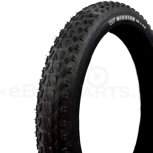Vee Rubber Fatbike 26x4.00 ulkorengas Mission Tubeless